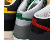 Nike Dunk High Canvas