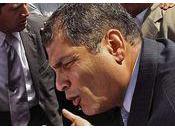 président équatorien dans tourmente