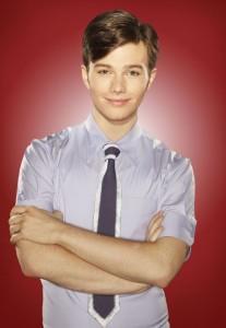Chris Colfer : il joue un gay dans la série Glee et il assume !