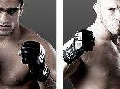 Thiago Tavares Spencer Fisher l'UFC