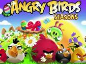 Mise jour Angry Birds Seasons: Easter Eggs