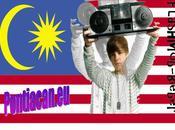 Justin Bieber Flash Malaisie (Vidéo)