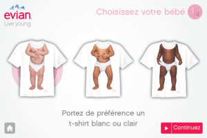 photo0 300x200 Nouvelle campagne evian : baby inside