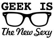 Geek sexy