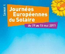 Les journées européennes du solaire 2011 c'est bientôt!