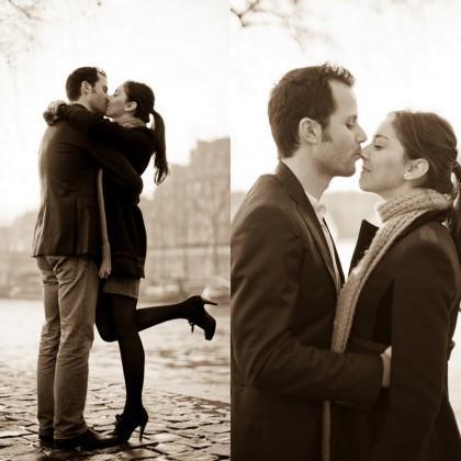 Constance + Damien {love shoot}