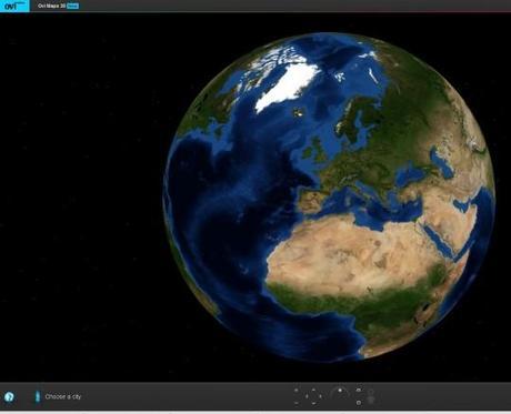 ovi maps 3D 540x439 Nokia lance OVI Maps 3D