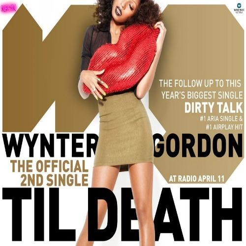 Wynter Gordon présente son second single.
