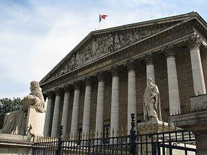 National Assembly of France, Paris