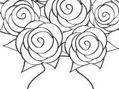 bouquets colorier