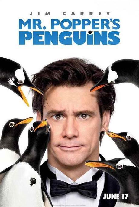 Mr. Popper et ses Pingouins: Découvrez la Bande-annonce en VF !