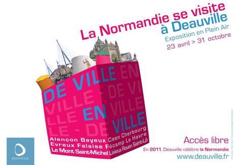 La Normandie se visite a Deauville
