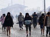 Japon liquéfaction sols s'intensifie
