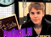 Justin Bieber école pour tous (Vidéo)