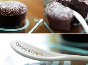 Fondants chocolat caramel