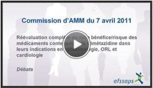 MÉDICAMENT: L'Afssaps met ses débats vidéo en ligne – Afssaps