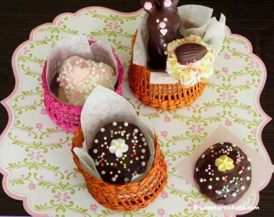 Figolli – maltese cookies for Easter – Biscuits maltais de Pâques