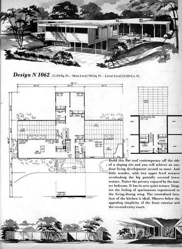 MCM Houseplans