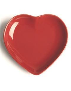 Des assiettes en forme de coeur pour un diner en amoureux - Un coeur amoureux ...