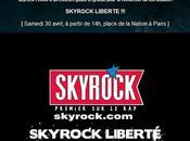 Concert SKYROCK LIBERTÉ