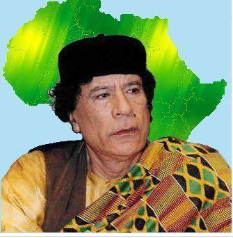 Message du colonel Mouammar Kadhafi au monde (Alter Info)
