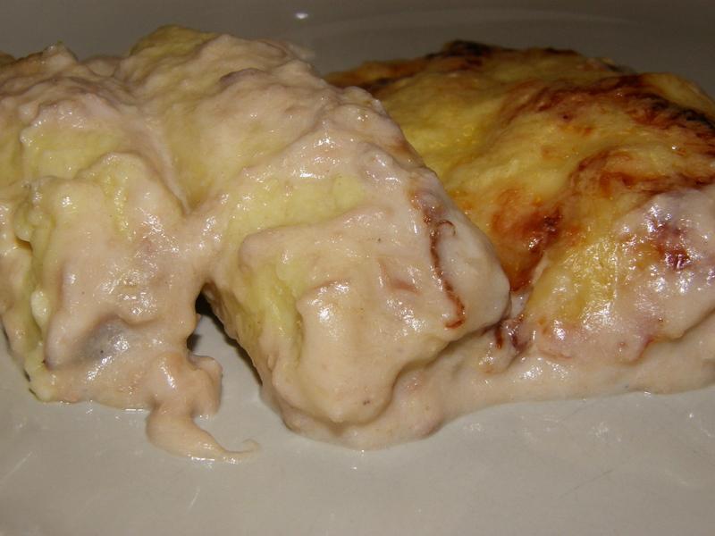 Gratin de quenelles sauce blanche recettes - Comment faire de la sauce blanche ...