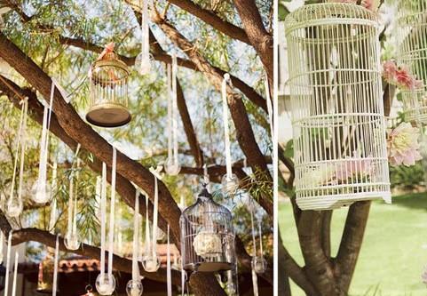 Decoration de mariage theme oiseau | À Voir
