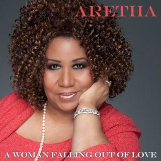 Couverture + Tracklisting pour Aretha Franklin  » A Woman Falling Out Of Love »
