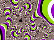 Illusion d'optique psychédélique images autres illusions