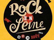 Rock Seine, tous nouveaux noms