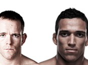 Matt Riddle T.J. Grant, Charles Oliveira Lentz l'UFC Versus