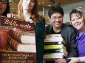 Québec livres envahissent Bâtisse industrielle Trois-Rivières
