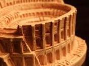 dessous Colisée (Rome)