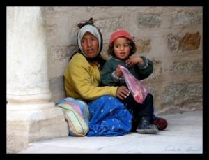 femme kairouan Tunisie