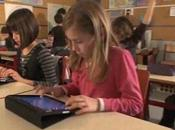 Education écoliers adoptent l'iPad
