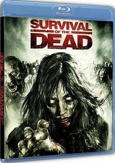 Bluray Survival of the dead