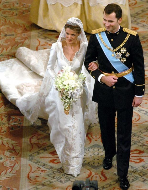 Robe de mariee de la princesse d'angleterre