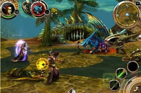 World Of Warcraft débarque sur iDevice… Enfin, presque !