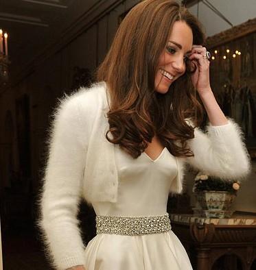 La 2ème Robe De Mariée De Kate Middleton à Voir