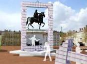 """Leroy Merlin lance Grand Guide toutes pièces maison crée l'événement """"Les Monuments l'Inspiration"""""""