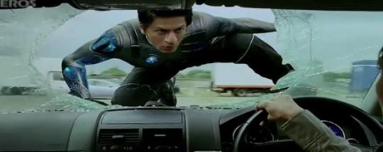 ra one 540x214 Iron Man : la version Bollywood