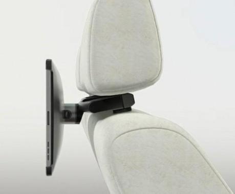 Vogel's CarMount : un support iPad destiné à la voiture