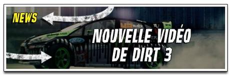 [NEWS] NOUVELLE VIDEO DE DIRT 3