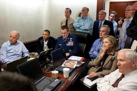 La photo du jour : Obama regardant l'assaut contre Ben Laden