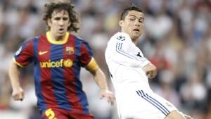 C1 / FC BARCELONE – REAL MADRID : 1-1‎