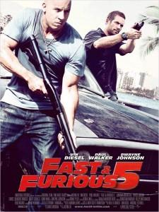 Fast and Furious 5 FRENCH