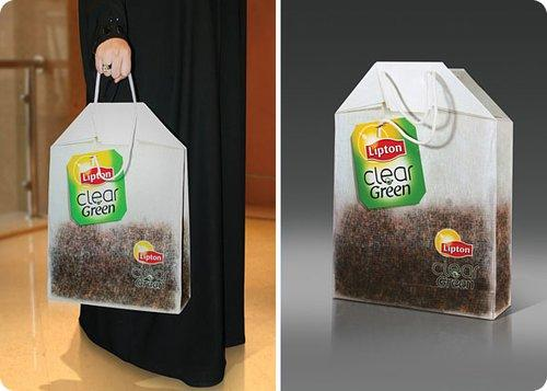Good as... de beaux sacs publicitaires !