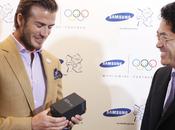 Samsung s'offre David Beckham