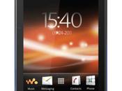 Sony Ericsson WT18i Walkman pour Chine