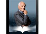 Jean d'Ormesson préparerait-il prose pour l'iPad?